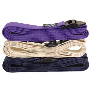 yoga riem in verschillende kleuren kopen bij yoga-pilatesshop