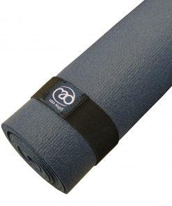 yogamat elastiek om je yogamat gebonden te houden en mee te nemen naar de sportschool
