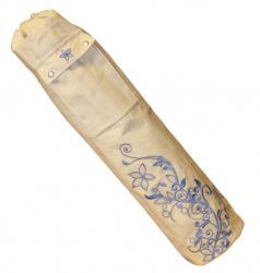 yogamat tas met extra zakje voor sleutels of portemonnee verkrijgbaar bij Yoga-pilatesshop.nl