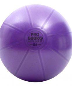 zitbal is perfect voor krachttraining, yoga, pilates of fysiotherapie